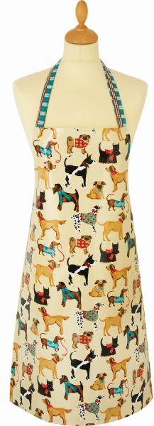 Küchenschürze Hound Dogs, PVC, Ulster Weavers