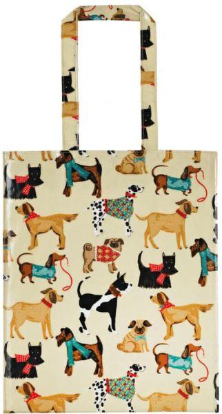 Schultertasche Hound Dogs, Ulster Weavers