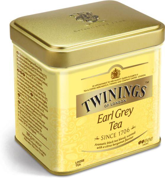 Twinings Earl Grey Tee, loser Tee, Dose (100 g)