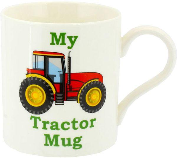 Becher My Tractor