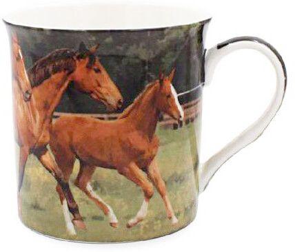 Becher Horses – Pferde