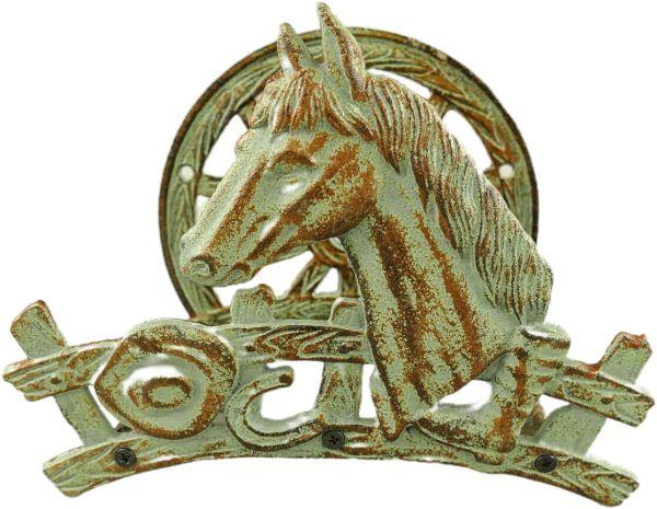 Schlauchhalter Country Horse, Eisen