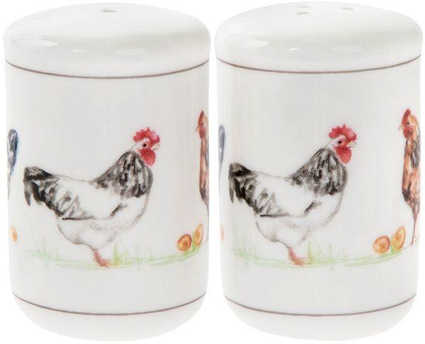 Salz- und Pfeffer-Streuer Chickens - Hühner
