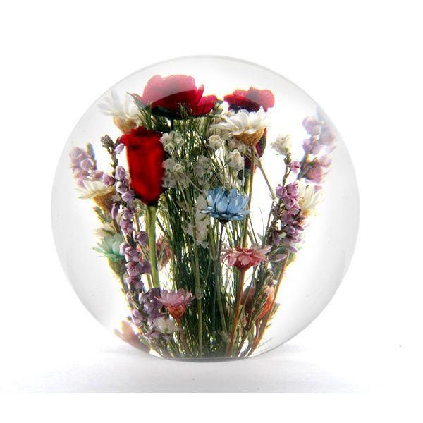 Briefbeschwerer Blumenstrauß (Bouquet)