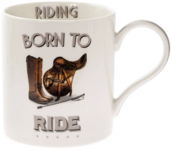 Becher Born To Ride