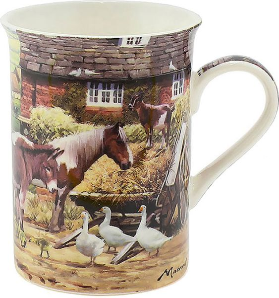 Becher Country Life, schmale Form