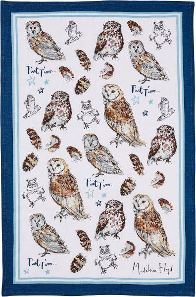 Geschirrtuch Owls, Ulster Weavers