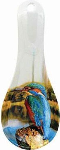 Kochlöffel-Ablage Eisvogel