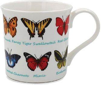 Becher Schmetterlinge