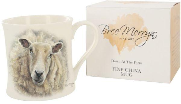 Becher Schaf Sheila, Bree Merryn