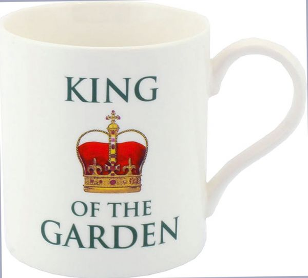 Becher King of the Garden