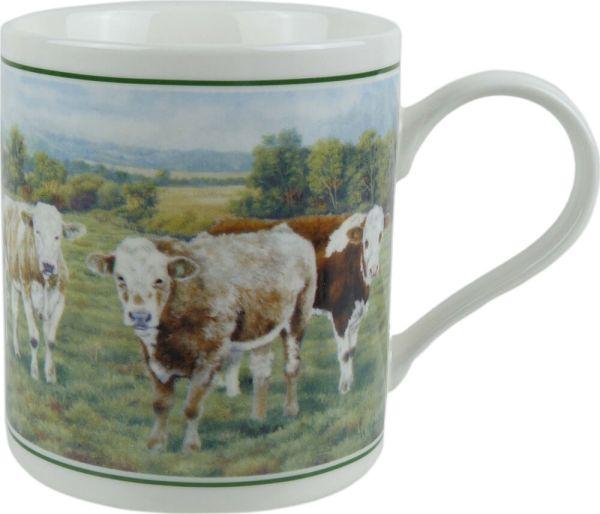 Becher Kühe
