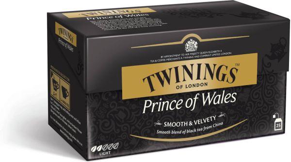 Twinings Prince of Wales Tee, 25 Teebeutel (50 g)