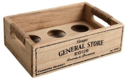 Eierständer General Store, Holz, klein
