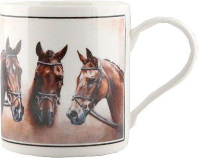 Becher Pferde