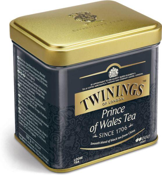 Twinings Prince of Wales Tee, loser Tee, Dose (100 g)