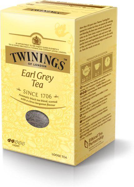 Twinings Earl Grey Tee, loser Tee (200 g)