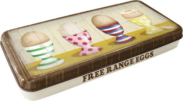 Dose Free Range Eggs