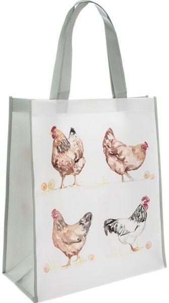 Einkaufstasche Chickens - Hühner