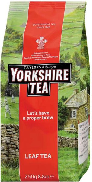 Yorkshire Tea, loser Tee (250 g)