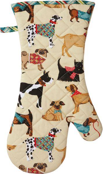 Ofenhandschuh Hound Dogs, Ulster Weavers