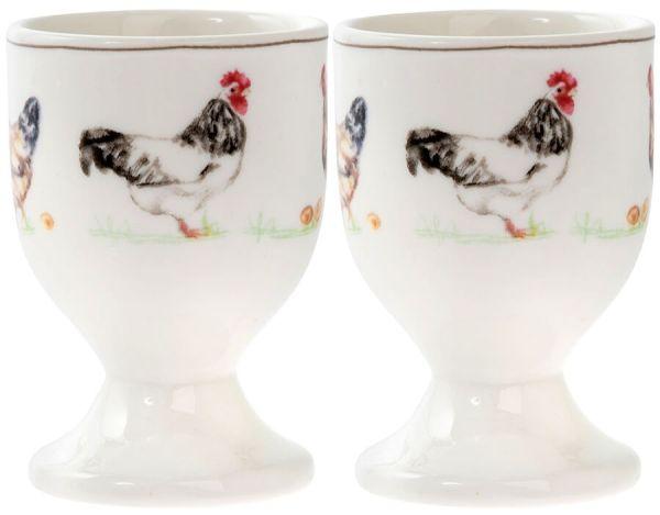 Eierbecher Chickens – Hühner