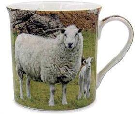 Becher Schafe