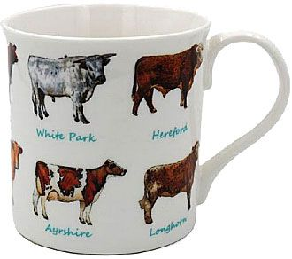 Becher Rinder & Kühe