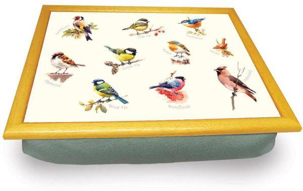 Knietablett Garden Birds – Gartenvögel