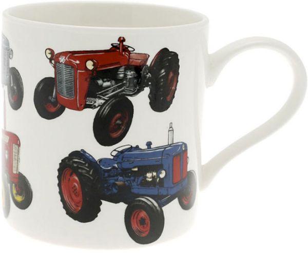Becher Klassische Traktoren