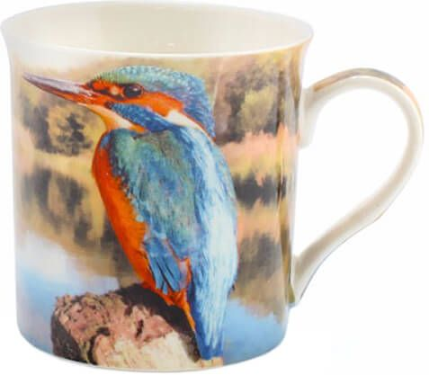 Becher Eisvogel - Kingfisher